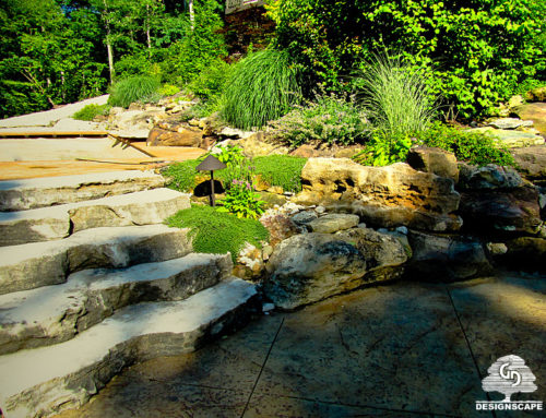 -In The Spirit of Stone: Natural Stone Steps