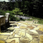 designscape, residential, hardscaping, masonry, patios, natural stone