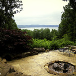 designscape, landscaping, hardscaping, design, landscape architect, patios, pavers, natural stone, retaining walls, fire pits, lake Monroe