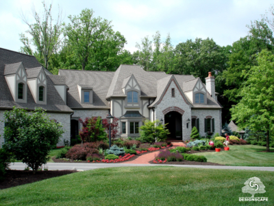 designscape, entry walk, entry design, bloomington, landscaping, mowing, landscape architect