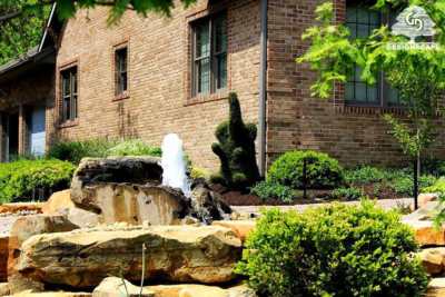 designscape, bloomington, hardscaping, design, water features, landscape architect, natural stone